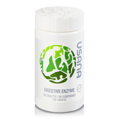 USANA Digestive Enzyme - Enzymes Digestives