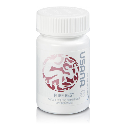 USANA Pure Rest - Produit naturel pour dormir - Suppl�ment de m�latonine